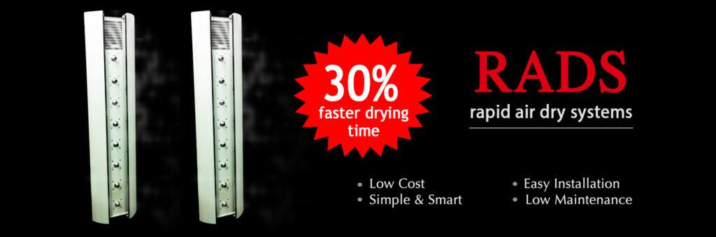 RADS Technology   Spraybooth, Prepbays, Mixrooms Australia   super