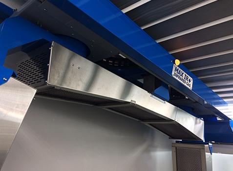 Max Ir Gas Arch Spraybooth Prepbays Mixrooms Australia