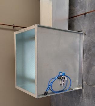 Sprayout Box Spraybooth Prepbays Mixrooms Australia